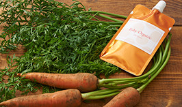 Baby Orgente Jelly Carrots
